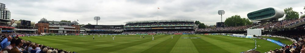 England v India 2nd Test Match - Day 1