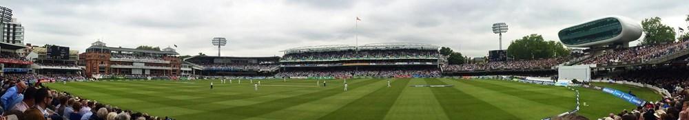 England v Pakistan 1st Test - Day One