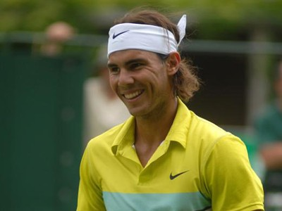 Rafael Nadal has played at this prestigious tournament before