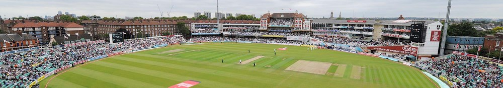 England v India - Test Match - Day One