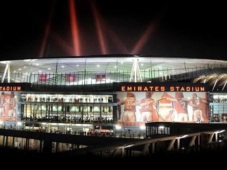 Emirates Box Level Seating