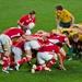 Wales v Australia - Under Armour Series
