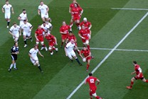 Wales v England - Six Nations