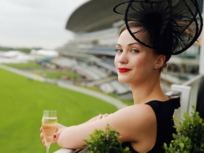 Immerse yourself in the refined elegance of Royal Ascot