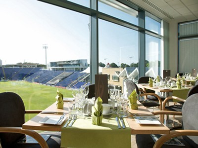 Experience the best corporate hospitality in the suites