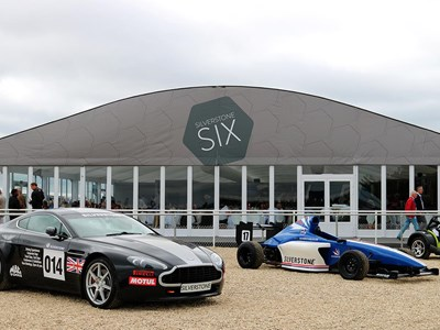 Silverstone Six