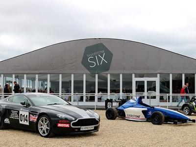 Inside Silverstone Six