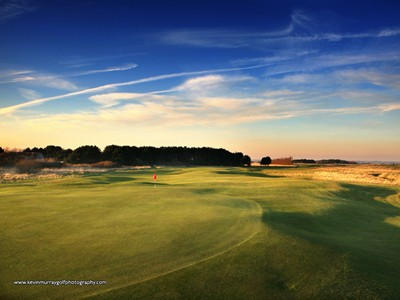 Take in the stunning panoramas at Prince's Golf Club
