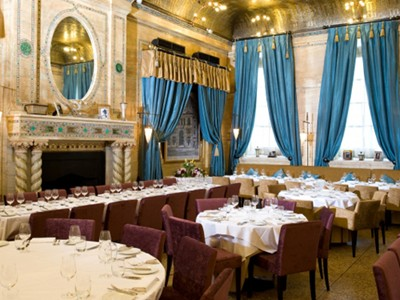 Wine and dine with your guests at a top London restaurant
