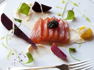 Savour a fine dining experience at a top restaurant