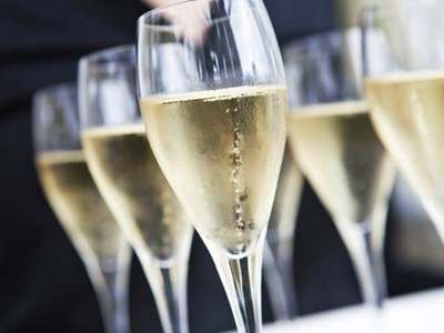 Diamond guests will enjoy a VIP drinks reception