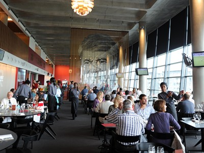 Experience matchday hospitality at one of the finest stadiums