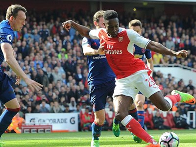 See the mercurial talents of Arsenal's young gunners