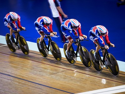 Dazzle guests with VIP treatment at the Track Cycling World Cup