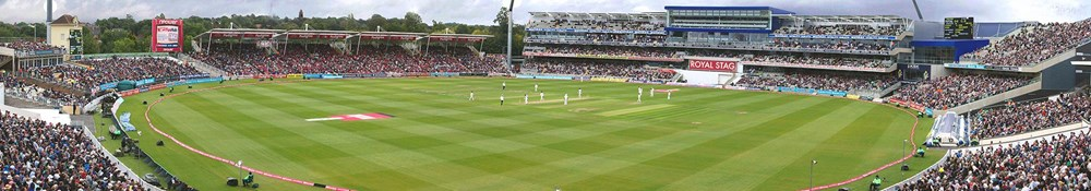 England v India 1st Investec Test Match - Day 2