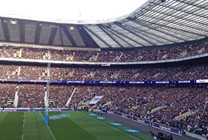 England v South Africa - Autumn Rugby