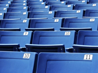 Enjoy the best seats in the stadium