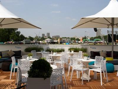 VIP Summer Garden