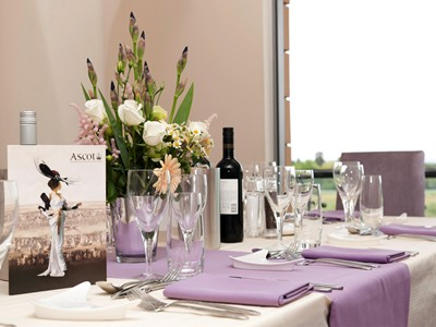 Entertain in exclusive style at Ascot Racecourse
