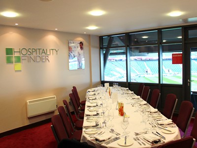 Enjoy the Rugby in a luxury VIP setting
