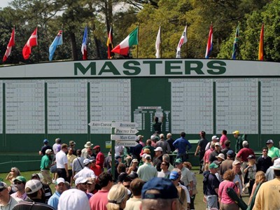 The ultimate golfers paradise is at Augusta National Golf Club