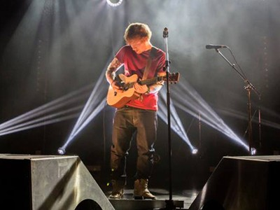 See Ed's biggest tour to date