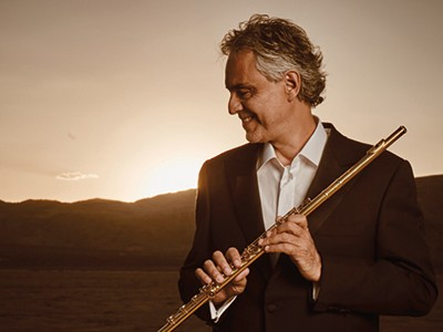 Andrea Bocelli live in concert