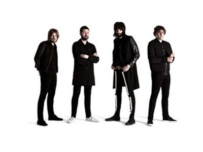 See Kasabian perform their most famous hits at the Manchester Arena