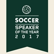 Soccer Speaker of the Year