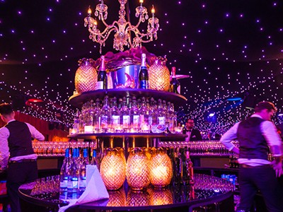 Enquire today for a Masquerade Christmas Party like no other!
