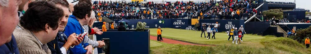 The Open Golf Championship - Wednesday