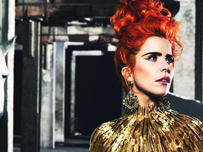 Witness the unique Paloma Faith at the O2 Arena
