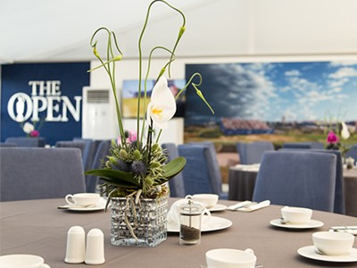 Open Championship Hospitality