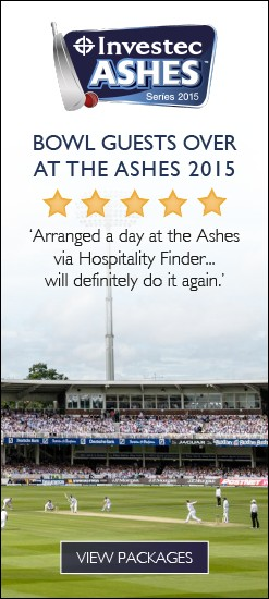The Ashes 2015