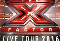 X Factor Live Tour VIP Tickets