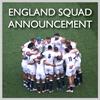 England line up announced for Dublin
