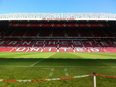 The Sir Alex Ferguson Stand