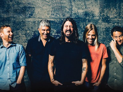 Foo Fighters are returning to the UK
