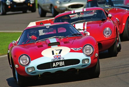 Goodwood Revival Product Listing