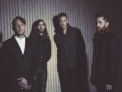 Join Imagine Dragons on tour this autumn