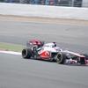Formula 1 British GP 2012