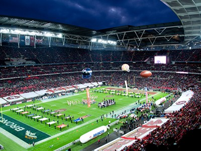 NFL returns to London