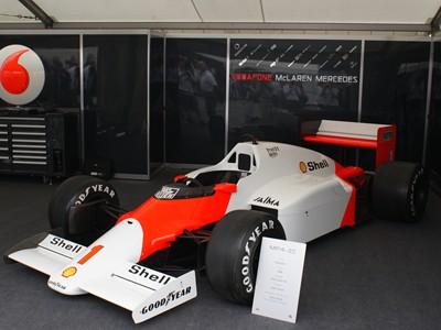 Classic McLaren MP4-ZC