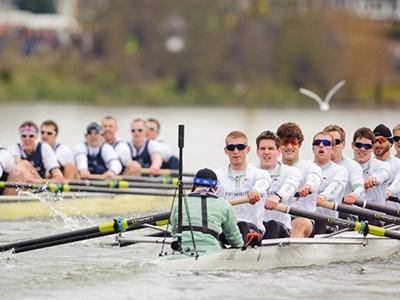 Oxford v Cambridge Varsity Boat Race