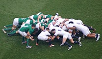 Eng v Ire QBE
