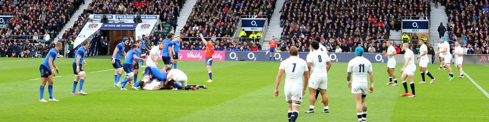 England v France - Six Nations