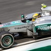 Hamilton takes on team mate Rosberg to win Canadian Grand Prix