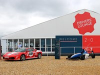 NEW Drivers Lounge