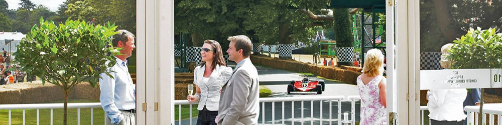 Goodwood Circuit Hospitality