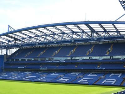 Inside Stamford Bridge
